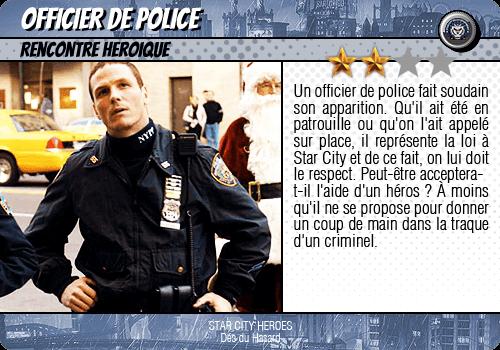 Nouveautés sur Star City Heroes - Page 3 Police